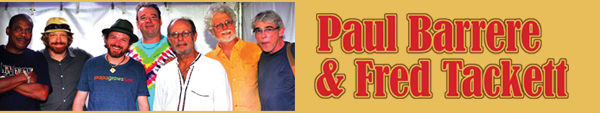 Paul Barrere & Fred Tackett